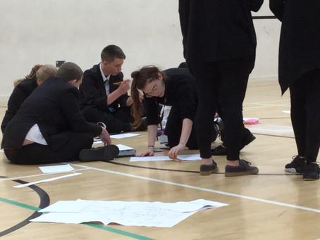 Theatre Royal - Reach Careers Workshops Part 3