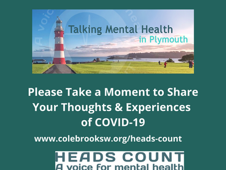 Talking Mental Health in Plymouth