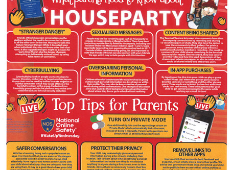 WHAT PARENTS NEED TO KNOW ABOUT HOUSEPARTY