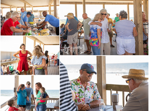 PBUMC Baptisms On The Beach 2019