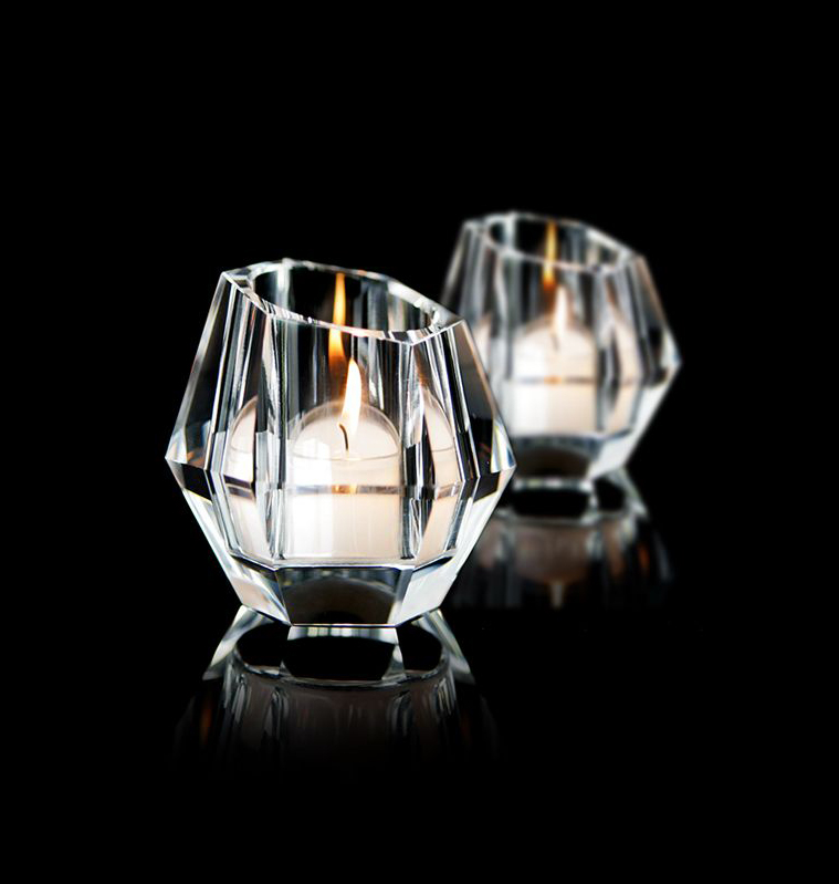 Diamonds Tealights