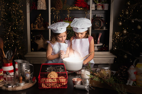 Limited Edition Kringle's Kitchen Holiday Sessions
