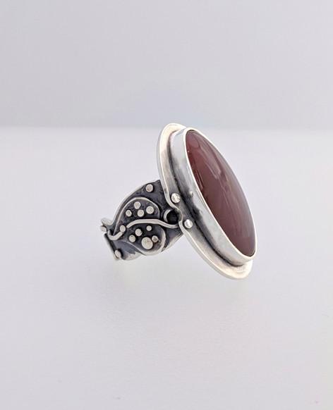 Pink Magnolia ring
