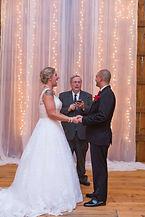 A wedding in Joplin MO