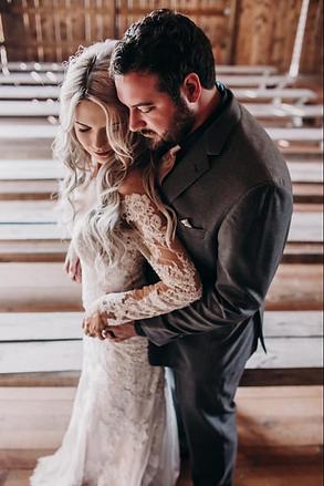 Wedding at Greystone Mill Venue in Joplin