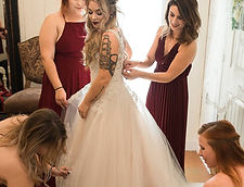 brides dress neosho venues