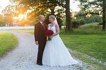 Beautiful couples wedding at Greystone Mill Venue