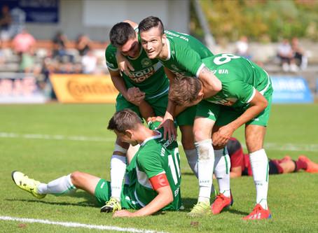 Perfekter Start! VfB - 1. FC Nürnberg II 3:1 (2:0)