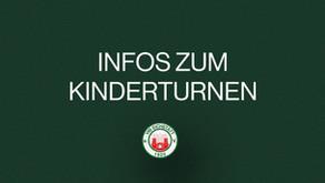 Neue Infos zum Kinderturnen