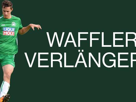 Markus Waffler bleibt ein Dunkelgrüner