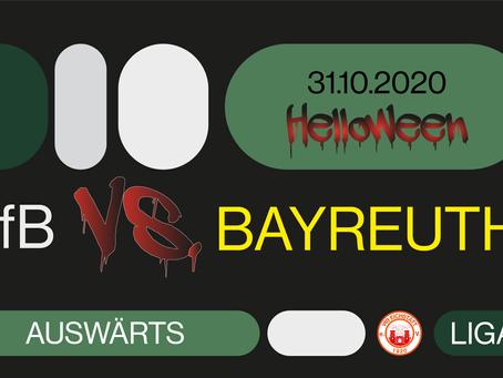 SpVgg Bayreuth - VfB am Samstag um 14.00 Uhr