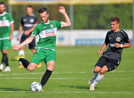 VfB - SpVgg Ansbach 3:3 (2:3)
