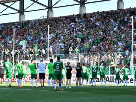 Tolles Erlebnis! VfB gegen Hertha BSC 1:5 (0:3)