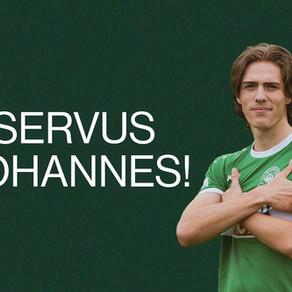 Servus Johannes!