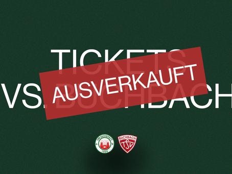 Tickets gegen Buchbach