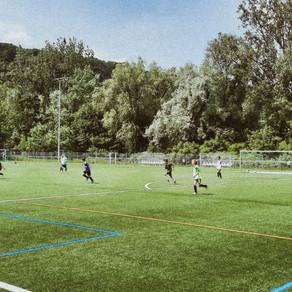 Die Jugend kommt an beim VfB – und der VfB bei der Jugend