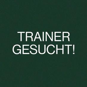 Trainer Gesucht!