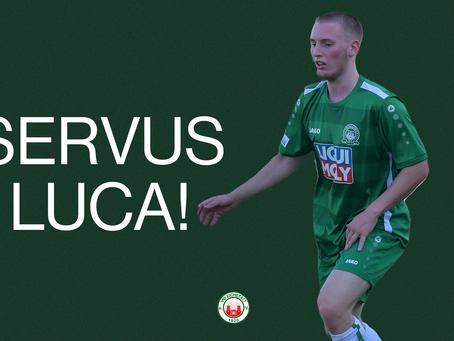 SERVUS LUCA!