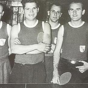 100 Jahre VfB 1920 - 1954 Fechterinnen, Judoka und Schachmeister