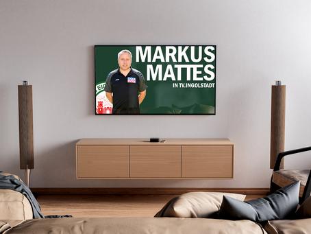 Markus Mattes im Talk