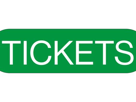 Tickets ab jetzt verfügbar