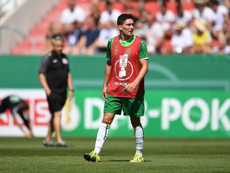 Jonas Fries verlängert beim VfB