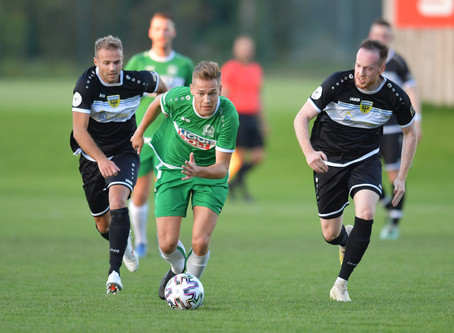 TV Hilpoltstein - VfB 0:3 (0:2)