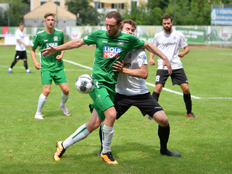 VfB - TSV Buchbach 2:0 (2:0)
