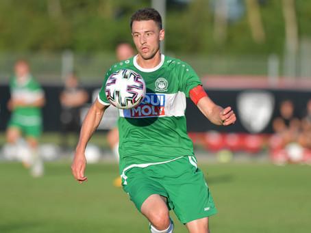 Eine Woche vor dem RE-Start VfB gegen SpVgg Ansbach