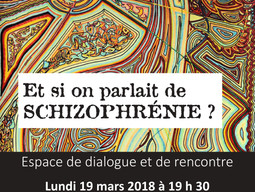 "TRIALOGUE ""ET SI ON PARLAIT DE SCHIZOPHRÉNIE ?"""
