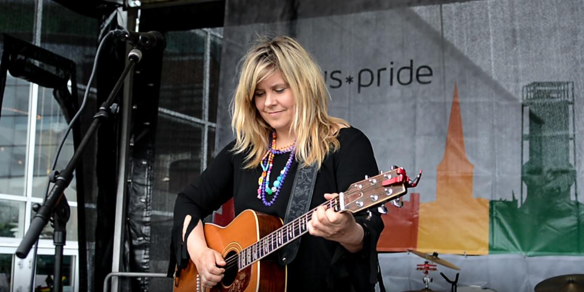 Marie Frank - Århus Pride