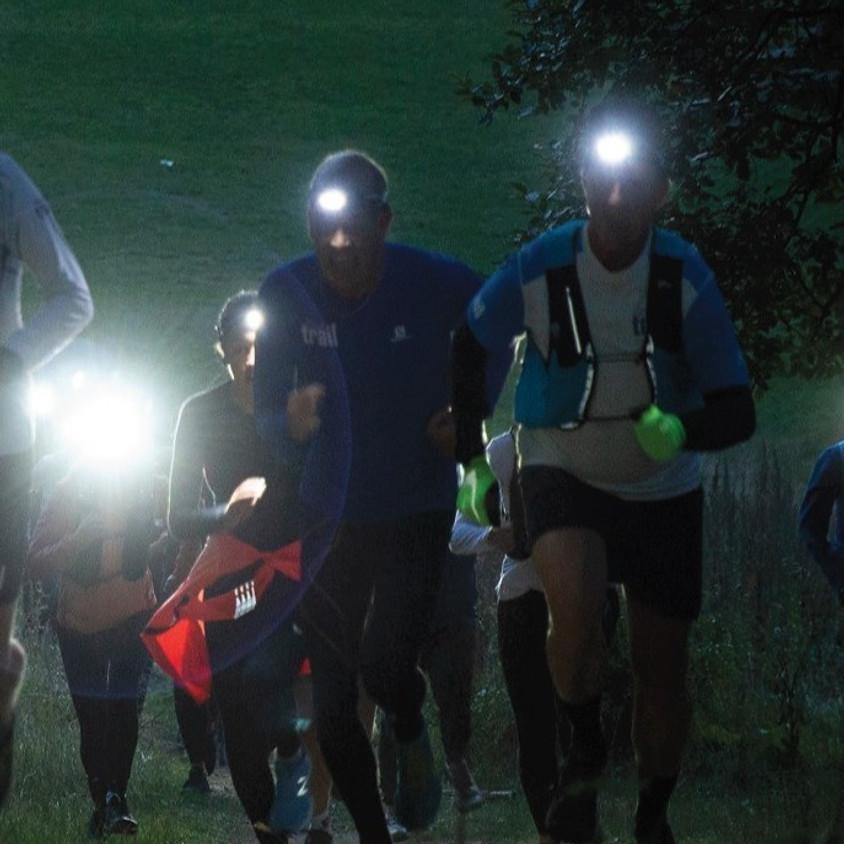 Omfamna mörkret med Team Nordic Trail Varberg!