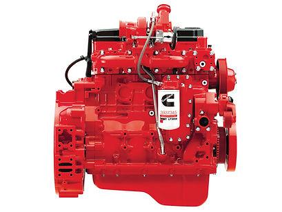 Isb 4.5-Liter Engine