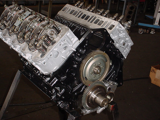 "6.6 Duramax Bare Long Block LBZ VIN ""D"""