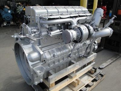 Reconditioned Mercedes 460LA Engines