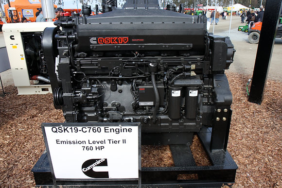 Cummins QSK Short Block Engine