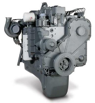 Cummins 6C 8.3-L Engine CPL