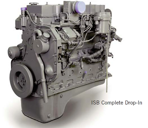 5.9 ISB CPL 2624 Complete Drop-in Engine