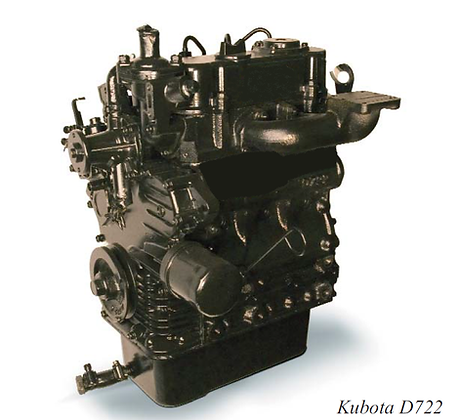 Kubota D722 For Bobcat 323