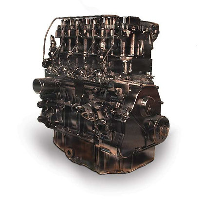Deutz F4M2011F Engine