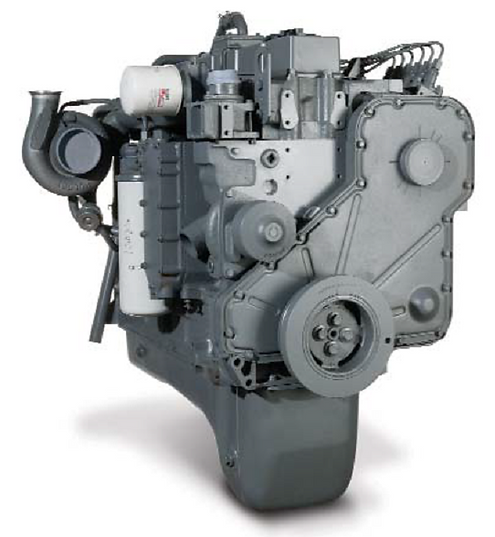 Cummins 6C 8.3-Liter Engines