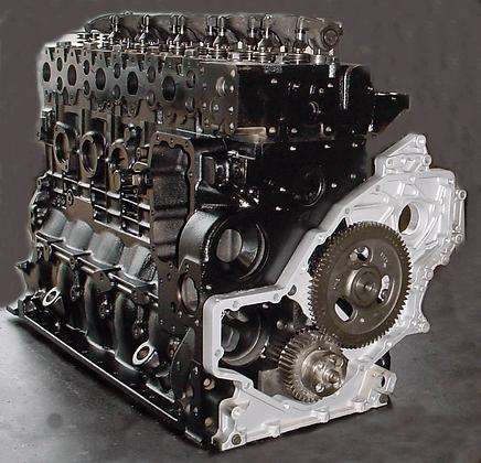 98-02 Dodge 5.9L ISB Engine Bare Longblock