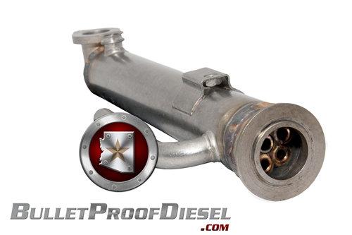 6.0 PowerStroke EGR Cooler Round Design