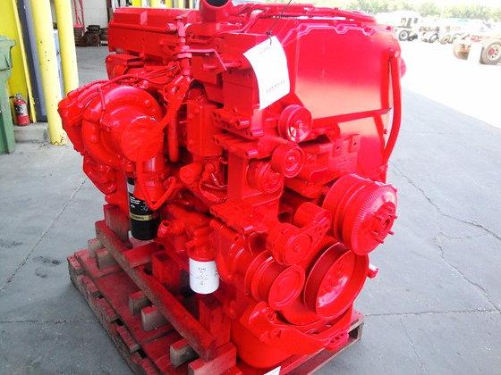 ISX Cummins Engine