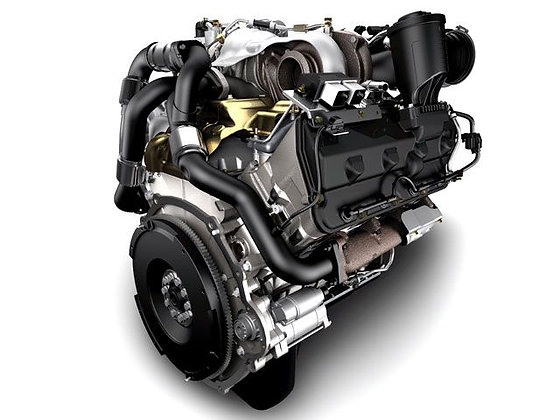 Used 6.4-L PowerStroke Engine