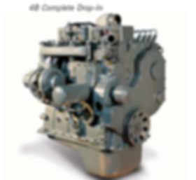 4B Cummins Engine