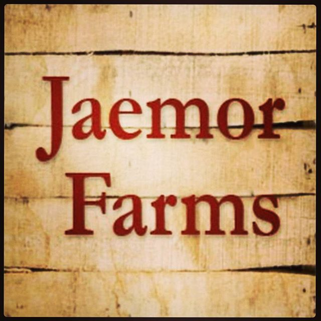 Continuing on with our week of thanks! We're so happy to have Jaemor Farms supporting us with an incredible selection of Georgia grown produ