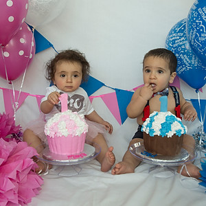 Saleh 1st Birthday
