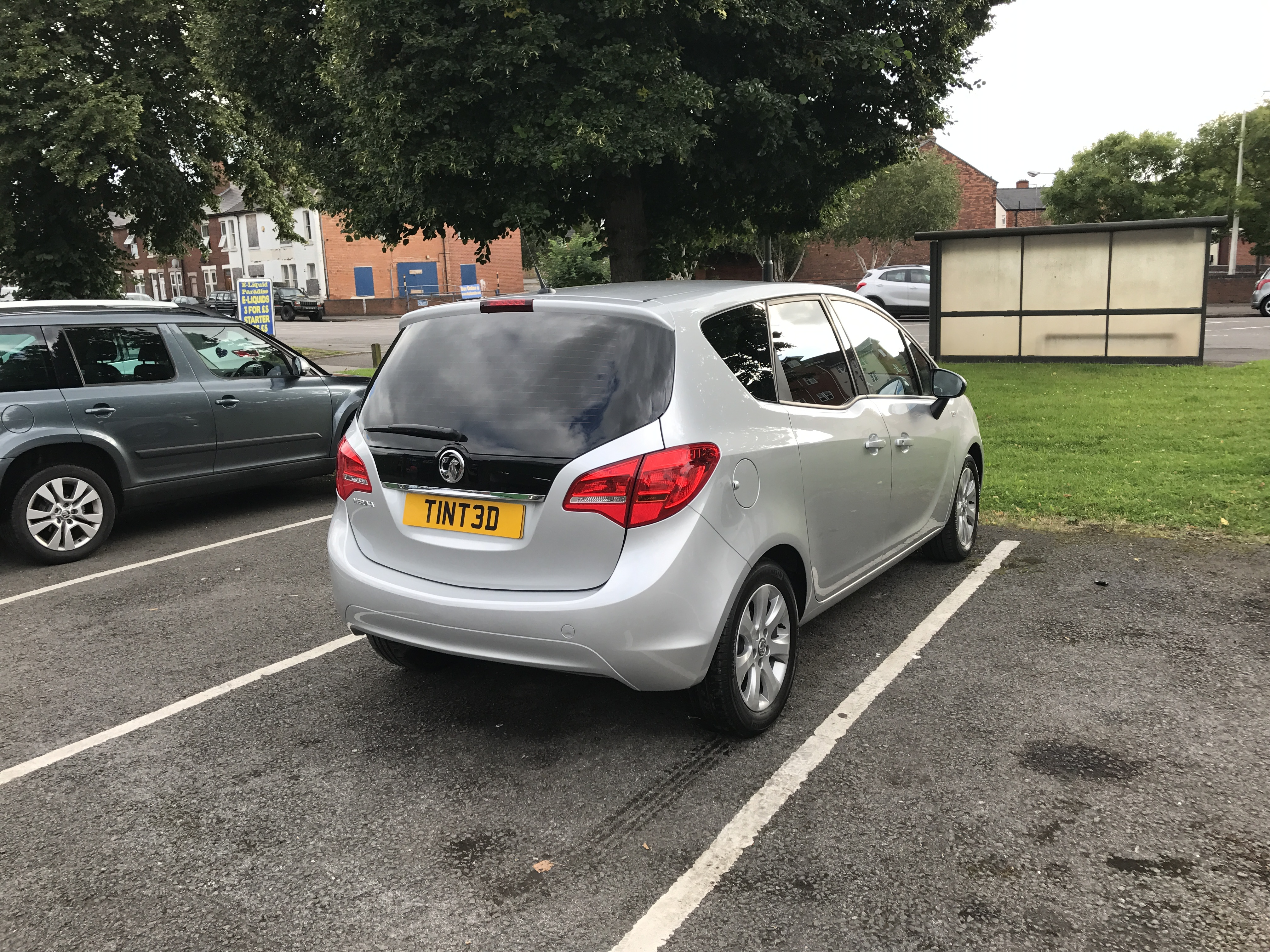 Vauxhall Meriva