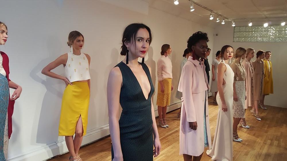 Sarah Seven Fall '16 Everyday Wear